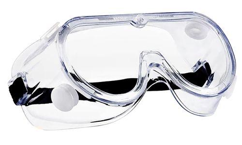 Gafas protectoras de seguridad. Protección covid.