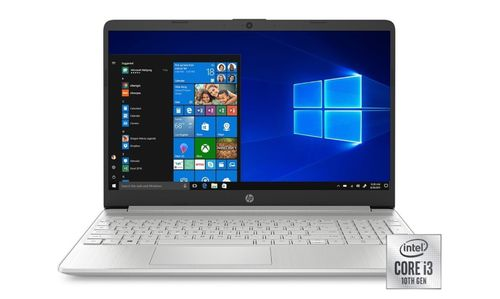 Laptop HP Core i3 10ma, 4gb, 128gb, bt, w10, webcam