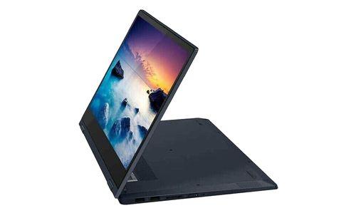 Laptop Lenovo Flex Core i5 8va, 512gb ssd, 8gb, touch, huella