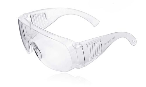 Gafas de protección, seguridad contra covid