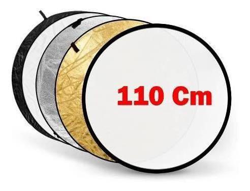 Rebotador de fotograf¡a cmara fotografica 5 En 1 de 110 Cm