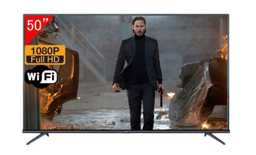 "TCL TV Led 50"" 50P8M 4K Smart Android TV 7T10918 UHD"