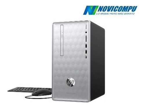 CPU Hp Original Core i5 8va, 1tb, 16gb ssd, 8gb, mouse, tec