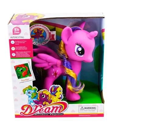 Muneco Pony Unicornio importado