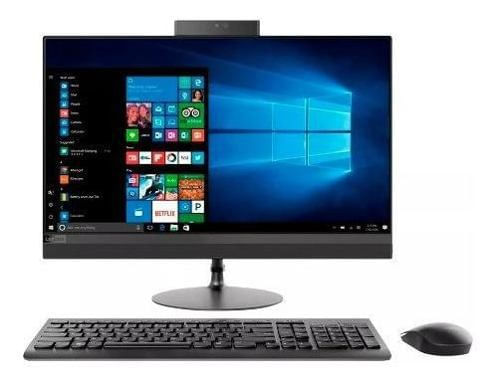 LENOVO ALL IN ONE I5 8499, 1TB, 12GB, 24 PULG TOUCH, IR CAMERA