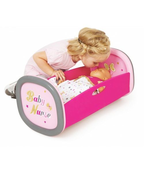 Cama cuna de juguete para niñas