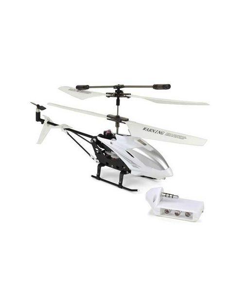 Mini Helicoptero A Control o IPAD/IPHONE con doble aspa