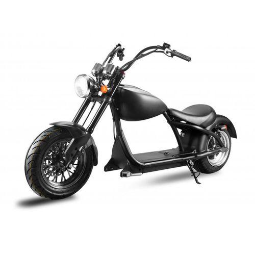 Moto eléctrica aerodinámica 1500w