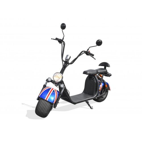 Scooter eléctrico UK doble asiento 1000w