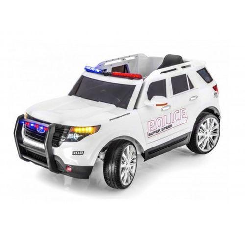 Carro A Bateria Y Control Remoto Ford Explorer Policial