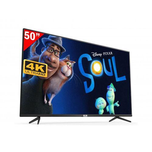 "TELEVISOR TCL 50"" 50P615 4K NUEVO MODELO 7T10927"