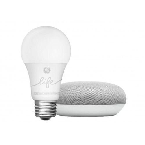 Google Smart Light, home mini más foco inteligente