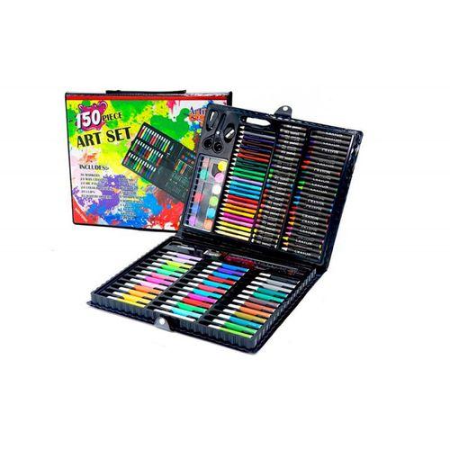 Set de pintura para niños, 150 piezas