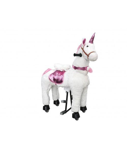 Caballo mecnicos para jovenes, unicornio