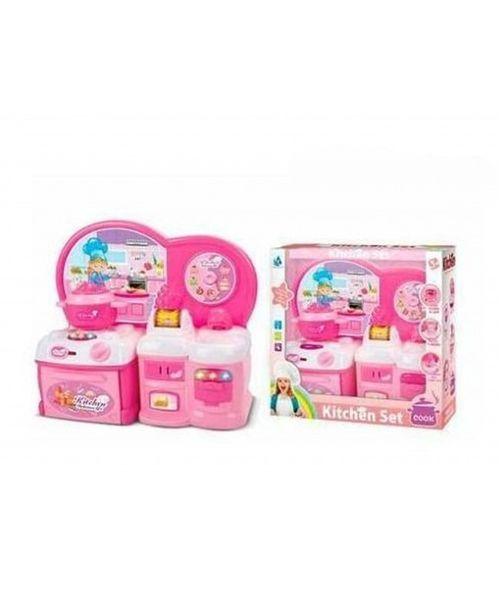 Set de cocina de juguete para ni¤as con licuadora