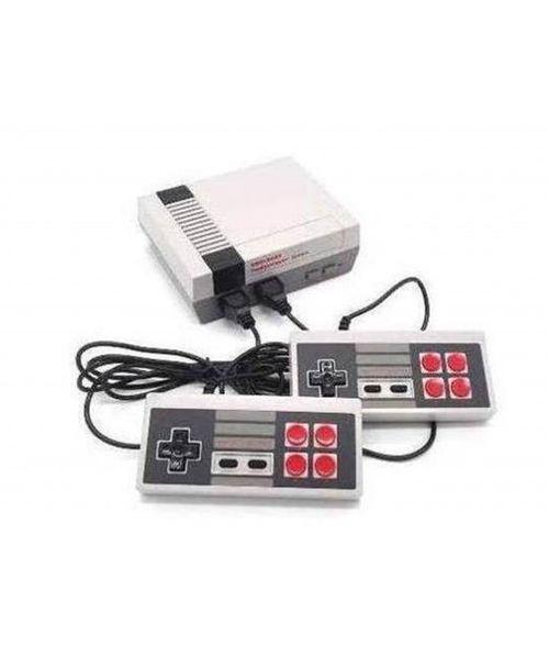 Consola tipo Nintendo, 600 juegos, 2 palancas