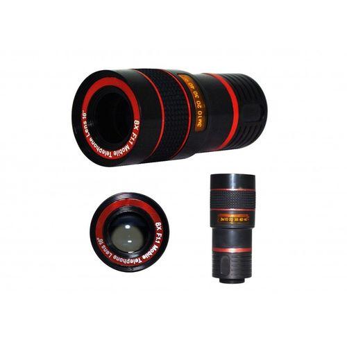 Lente Telescopio Zoom 8x optico Para Celulares Y Tablets