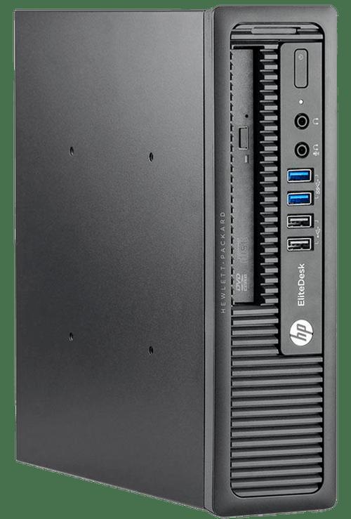 Monitor cpu core i5 4ta con, 4gb, 500gb, dvdwr, w10pro, tec, mouse