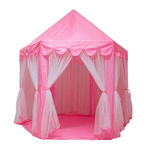 Carpa de princesa para niñas