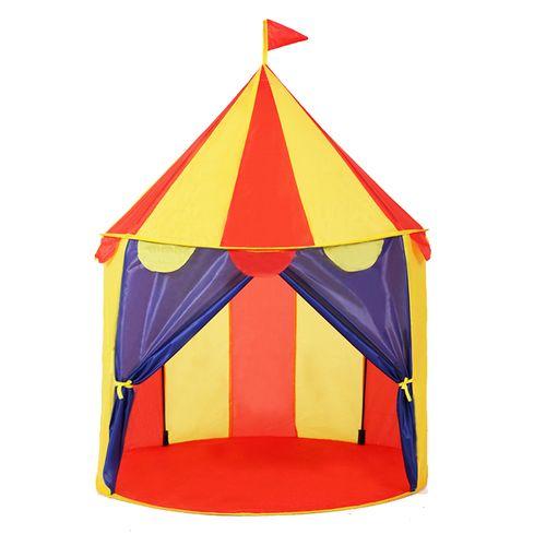 Carpa para niños tipo circo