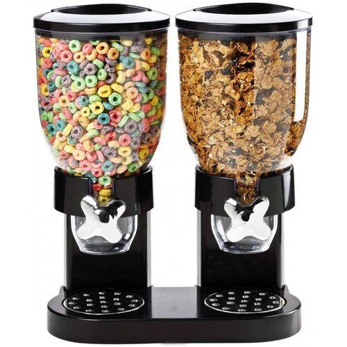 Dispensador doble de cereal