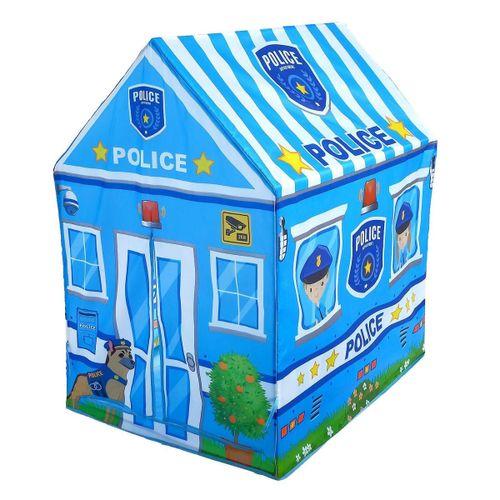 Carpa para niños tipo policía